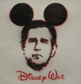 bs.as.stncl Disney War (2001)
