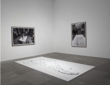 La Conquista de América (1989). Exposición en el MNCARS (2012)