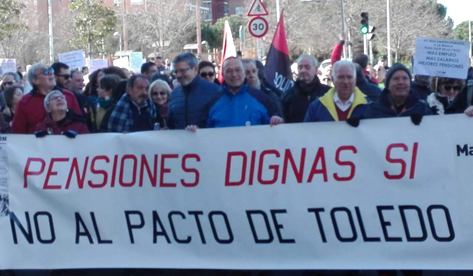 180521 EN EL PACTO DE TOLEDO SE ENCUENTRA LA SOLUCIÓN