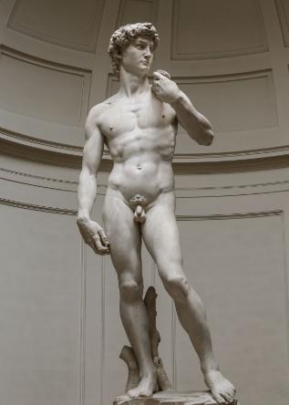 Miguel Ángel, David