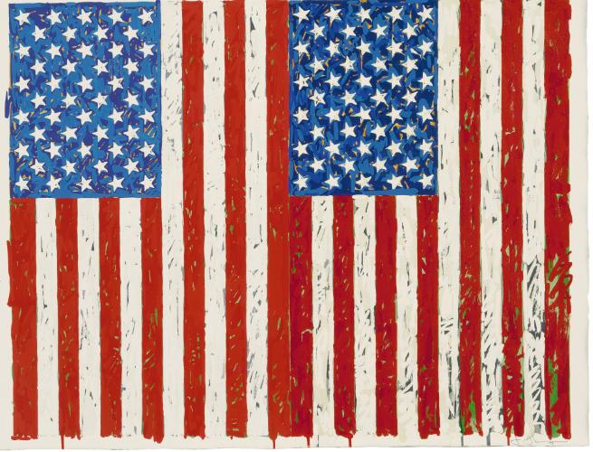 Flags I (ULAE 128) 1973